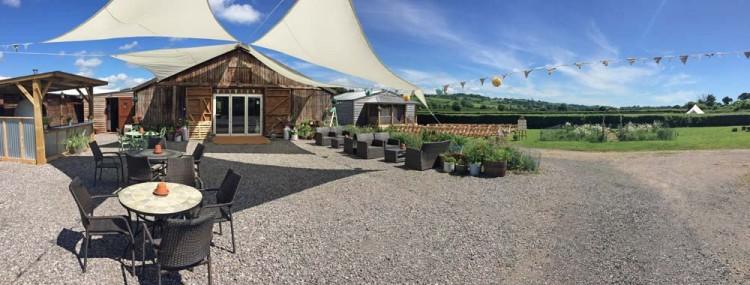 The Barn at Cott Farm