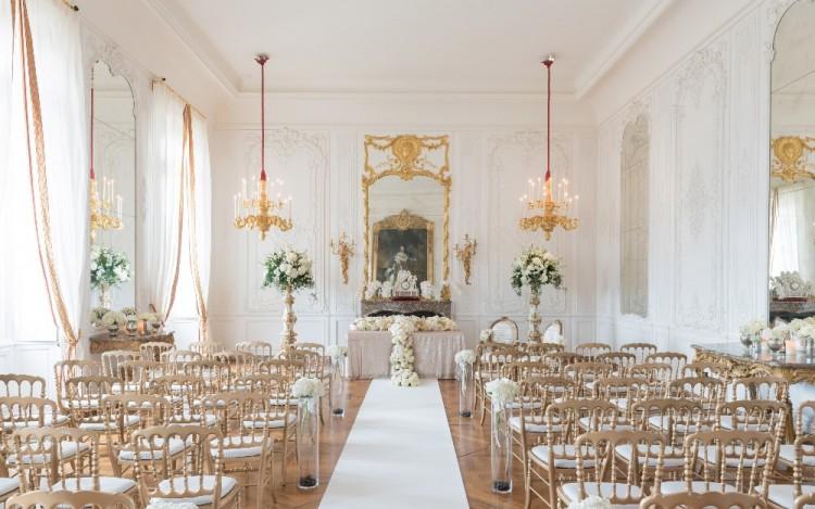Weddings at Waddesdon