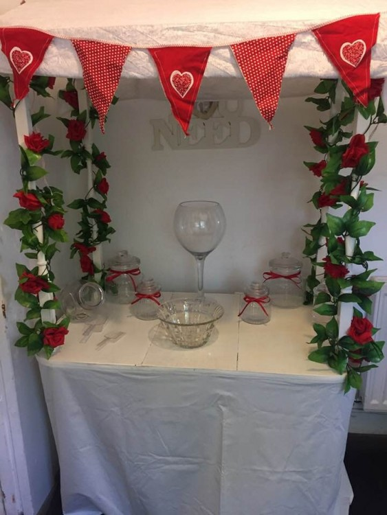 Quantock Wedding and Party Hire