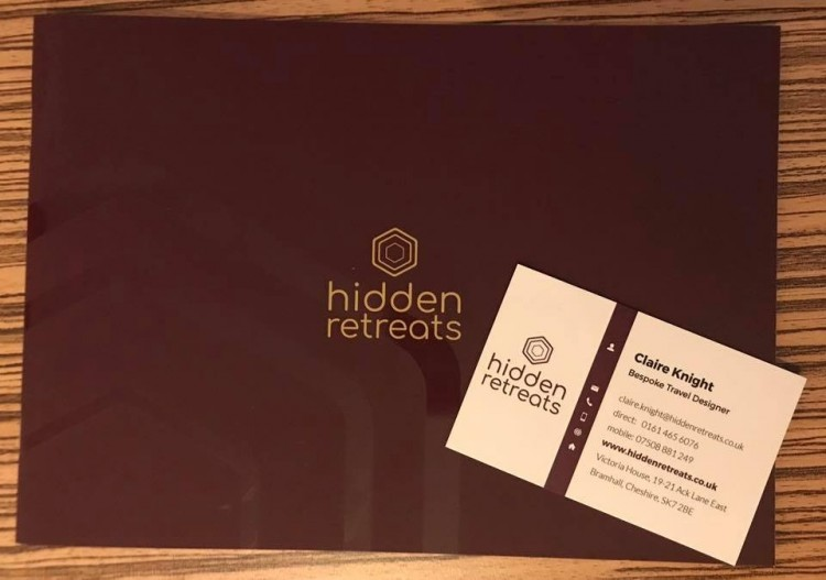 Hidden Retreats by Claire Knight