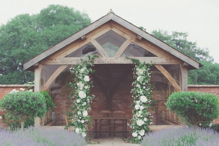 Upton Barn & Walled Garden