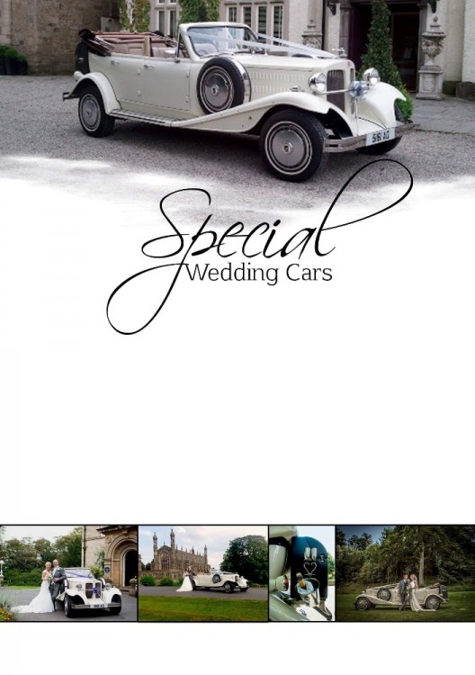 Special wedding cars