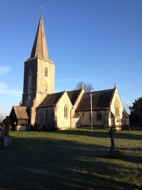 Saint James' Church Quedgeley