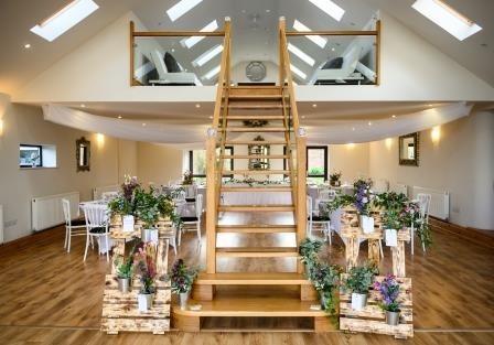 Bordesley Park Barns Wedding Venue