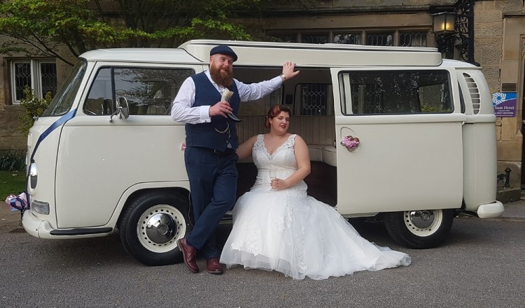 VW Classic and Camper - 8 SEATER WEDDING CAR!