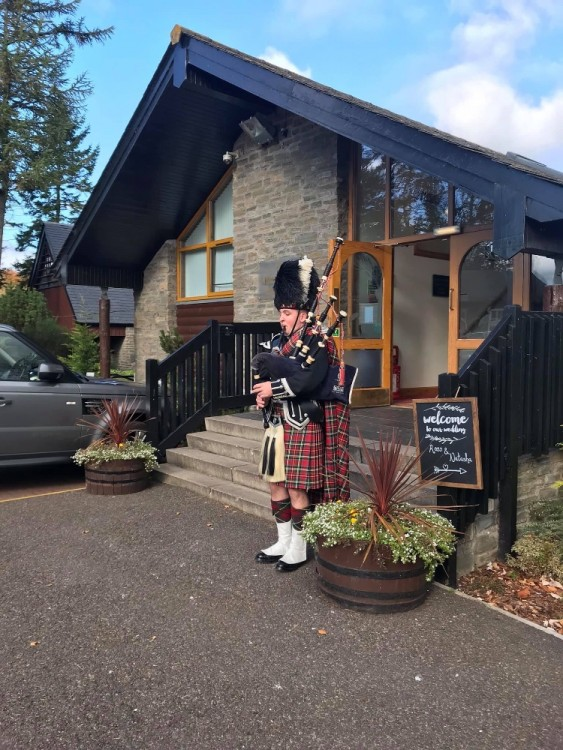 GD Bagpiping Services