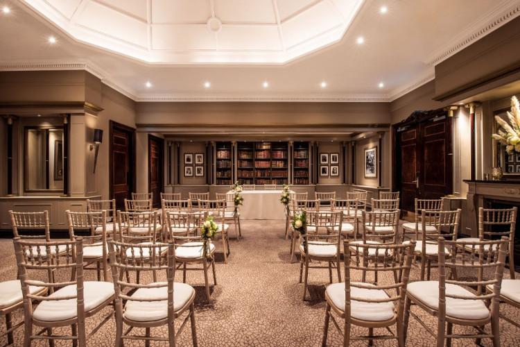 Hyatt Regency London - The Churchill