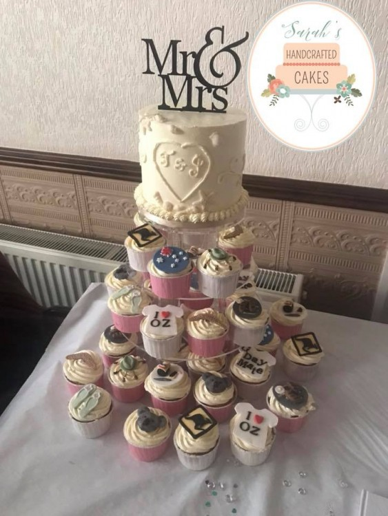 Sarah's Handcrafted Cakes