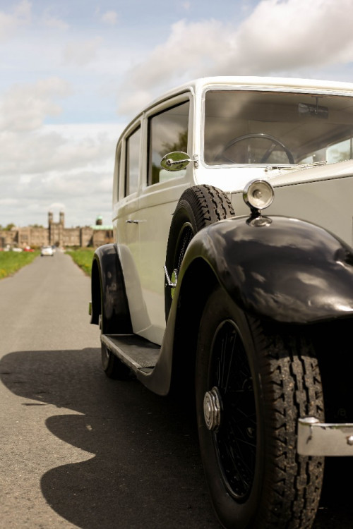 Forest of Bowland Wedding Car Hire