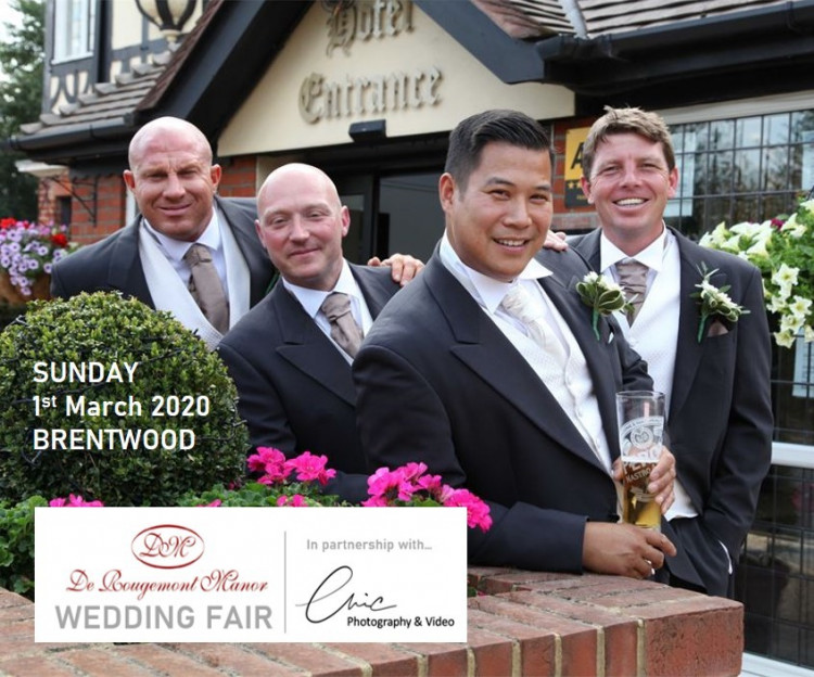 De Rougemont Manor Wedding Fair 2020 -  in partnership with Chic Photgraphy & Film