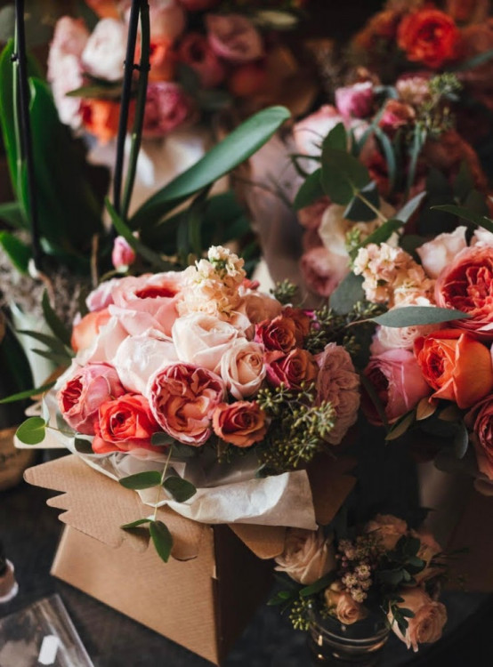 Clare Oliver Floristry