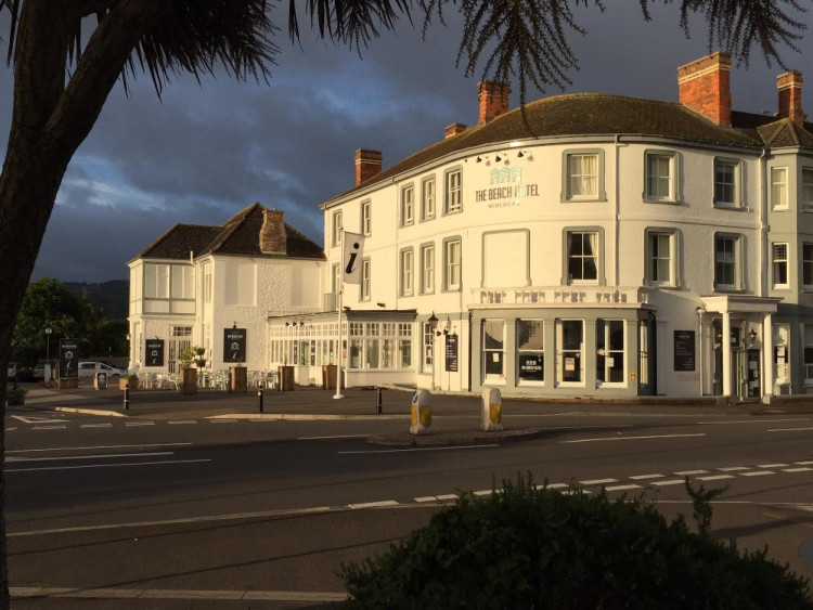The Beach Hotel Minehead