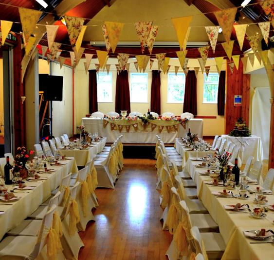 Holymoorside Village Hall