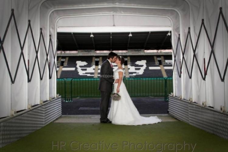 KCOM Stadium Wedding Fayre