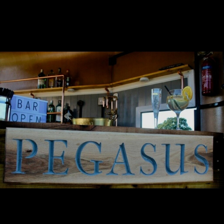 Pegasus Mobile Bar