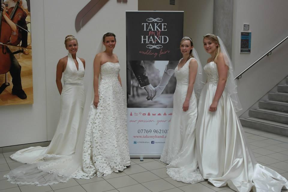 Take My Hand Wedding Fairs