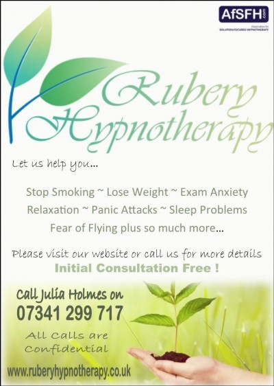 Rubery Hypnotherapy