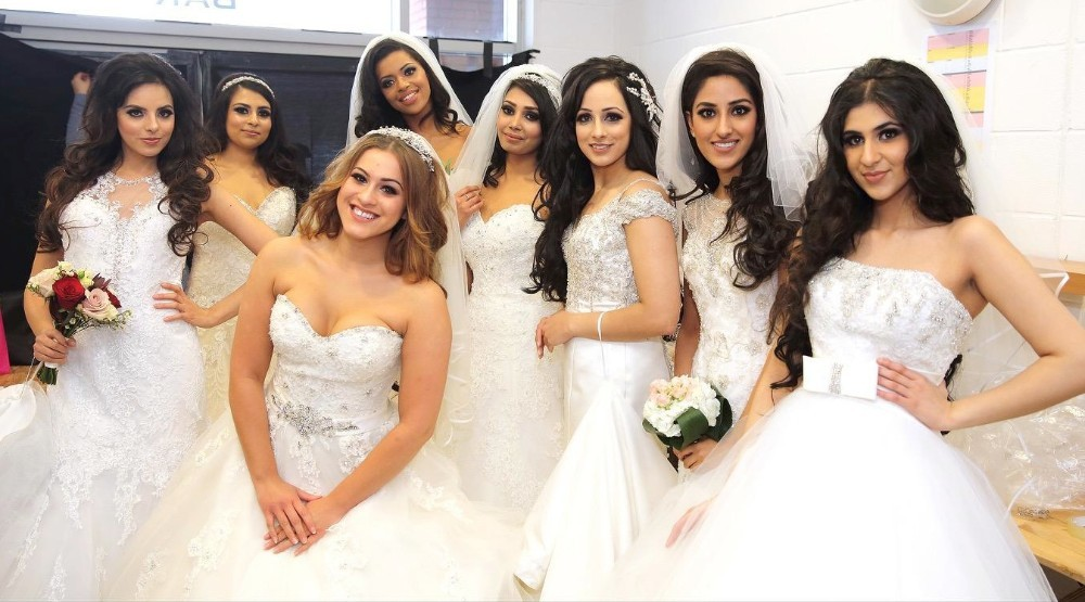 THE BRIDAL SHOWS LEICESTER