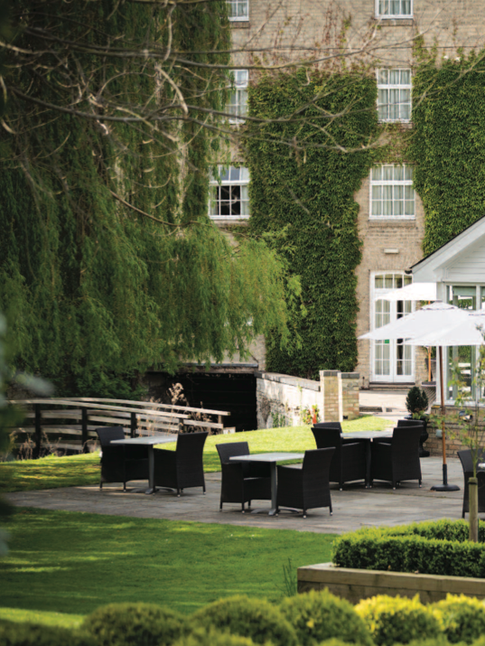 Quy Mill Hotel & Spa
