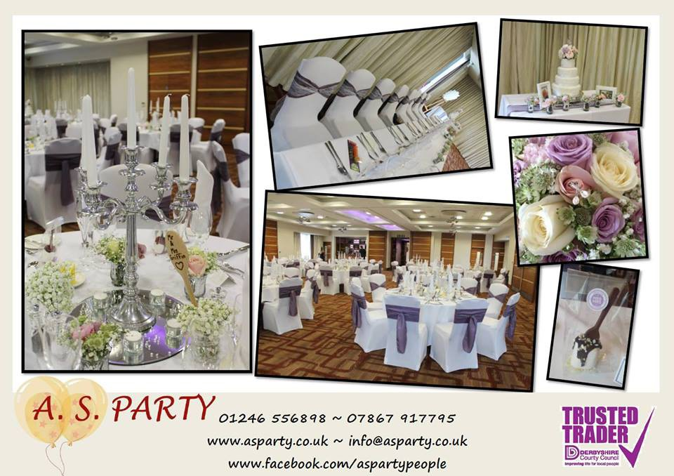 A. S. PARTY EVENTS