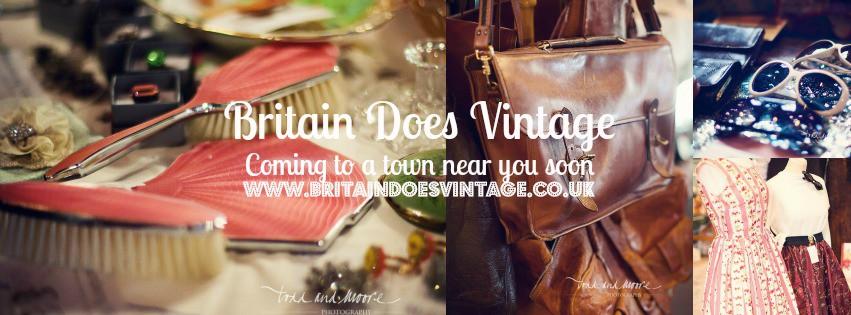 Britain Does Vintage
