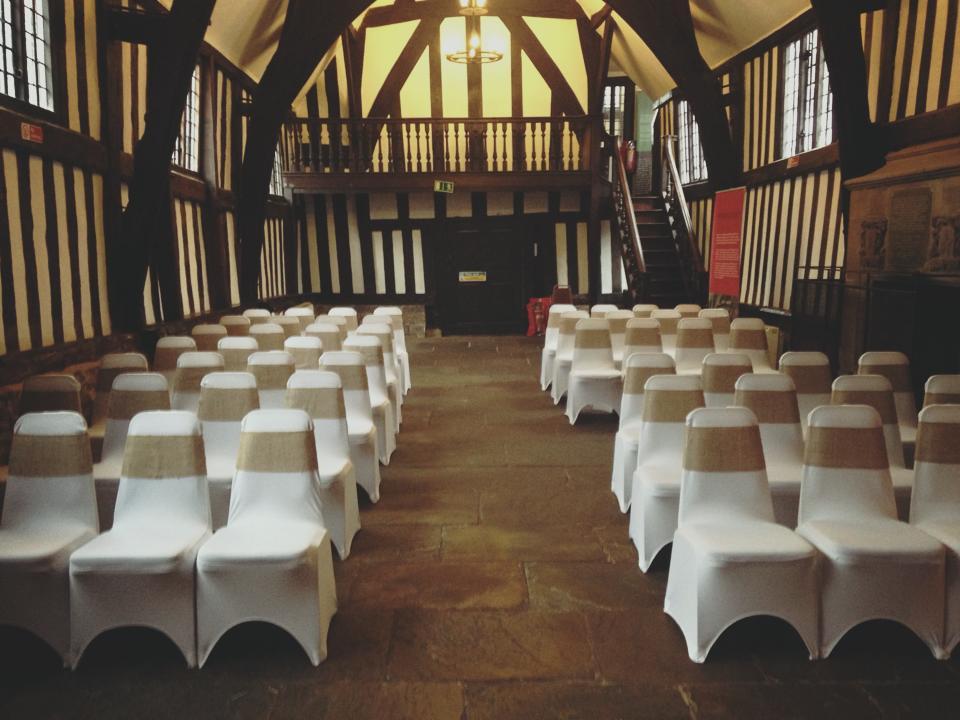Leicester wedding network