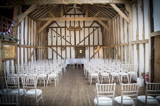 Pitt Hall Barn