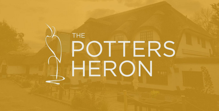 The Potters Heron,
