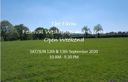 The Farm Festival Weddings and Events