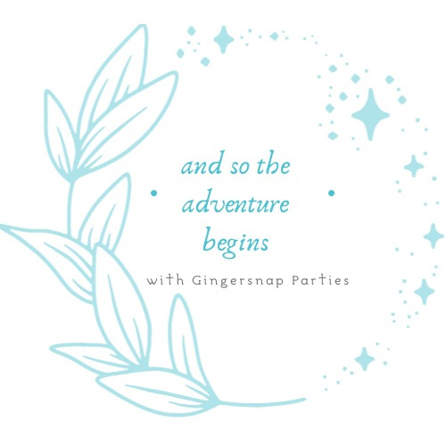 The Odd Little Wedding by Gingersnap Parties