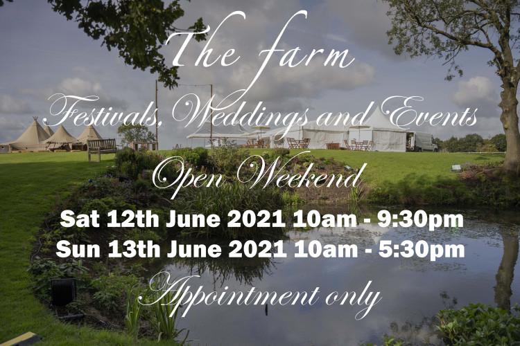 The Farm Festival Weddings and Events