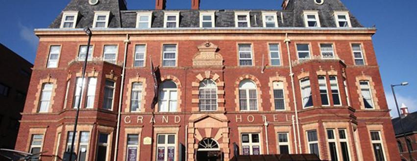 Best Western Grand Hotel Wedding Fair Venue County Durham