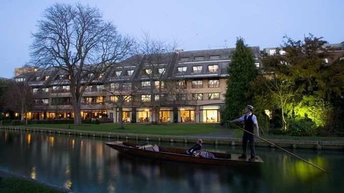 The Doubletree by Hilton Cambridge