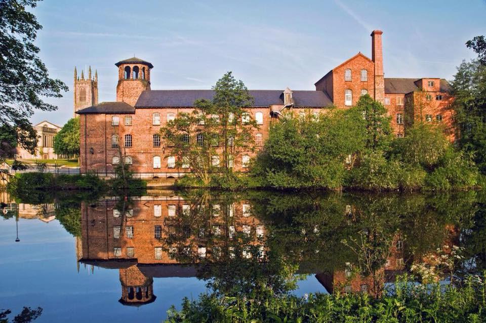 Derby Silk Mills