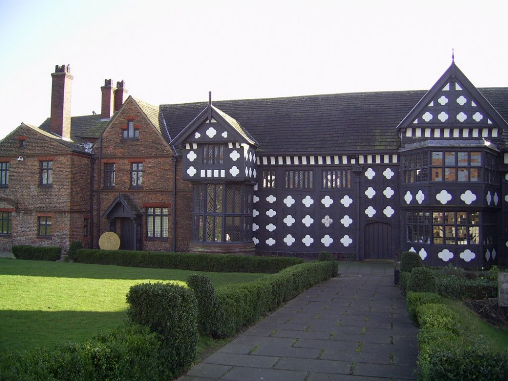 Ordsall Hall Weddings