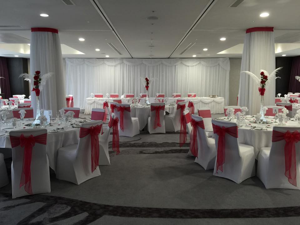 Doubletree By Hilton Nottingham Gateway Wedding Venue