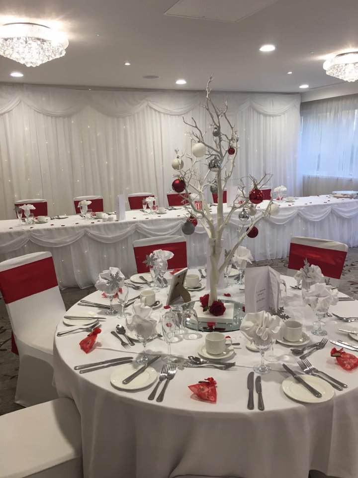 Doubletree By Hilton Nottingham Gateway Wedding Venue