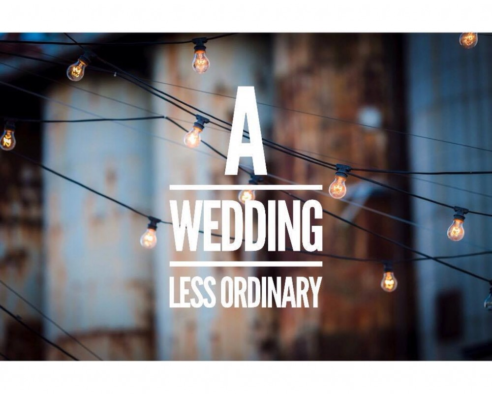 A Wedding Less Ordinary