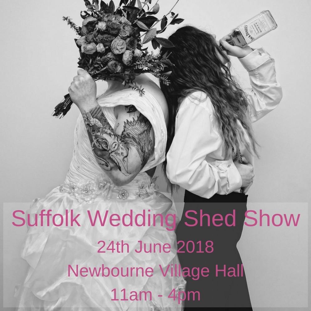 Suffolk Wedding Shed