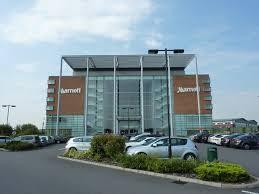 Leicester Marriott Hotel