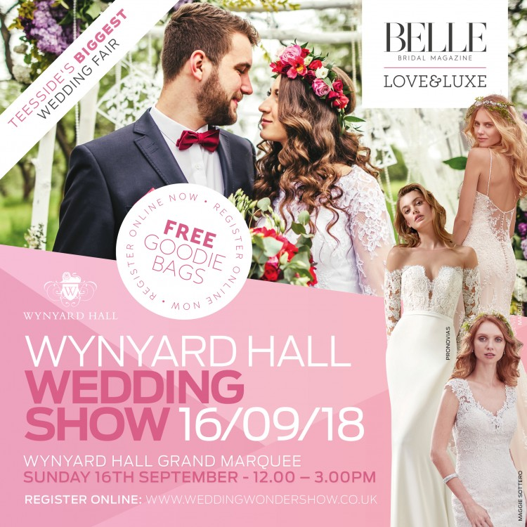 Wynyard Hall - Grand Marquee