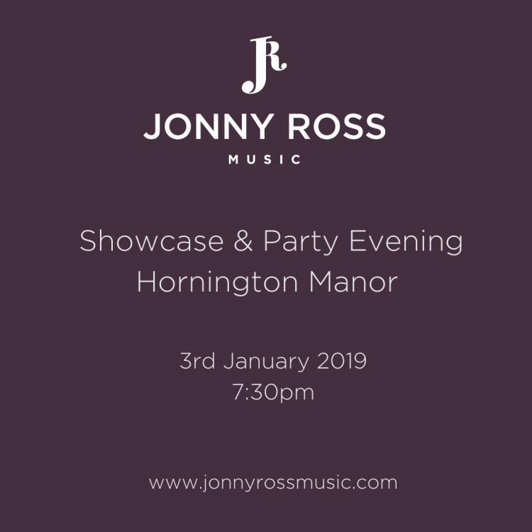 Jonny Ross Music