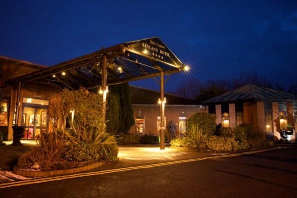 Hallmark Hotel Preston