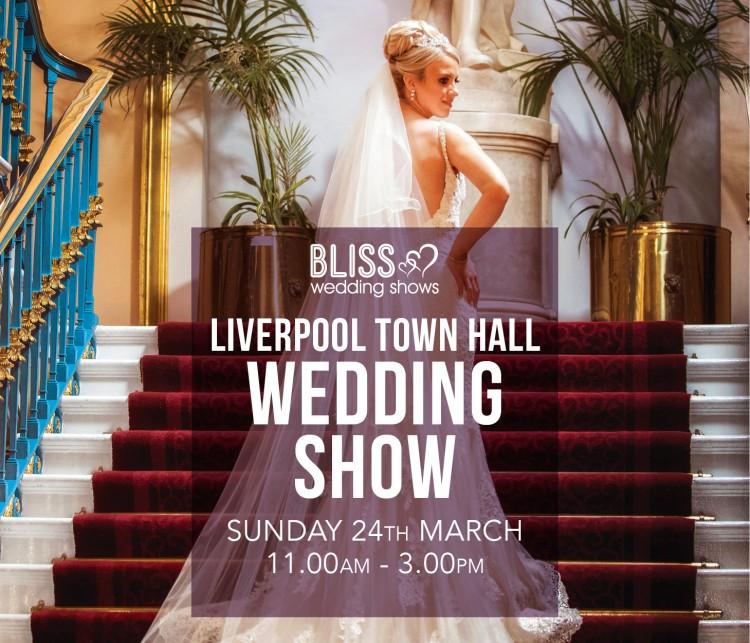 Liverpool Town Hall Wedding Show