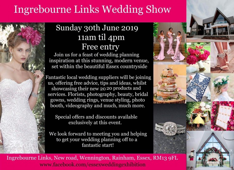 Essex wedding Exhibition