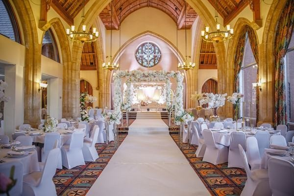 The Bolton Fair 2020.The Cloisters Bolton Wedding Fair 1st March 2020