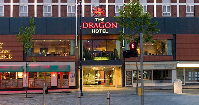 The Dragon Hotel,
