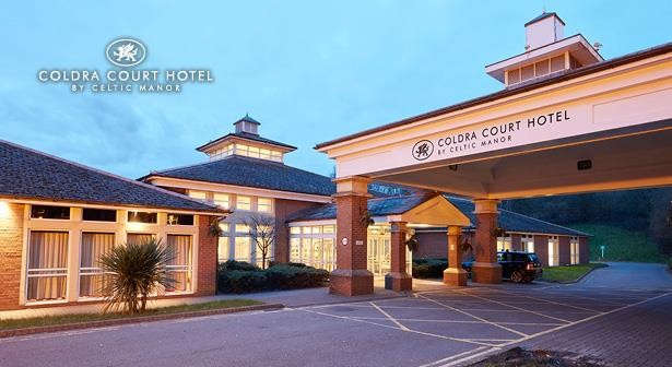 Coldra Court Hotel Newport (formerly Hilton Hotel)