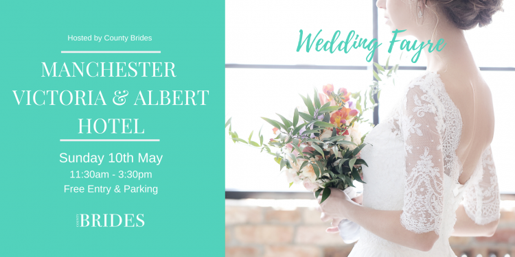 Manchester Victoria & Albert Hotel Wedding Fayre